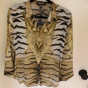 Stunning blouse!